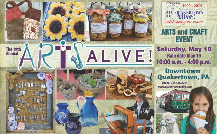 Arts Alive! Arts & Crafts Festival