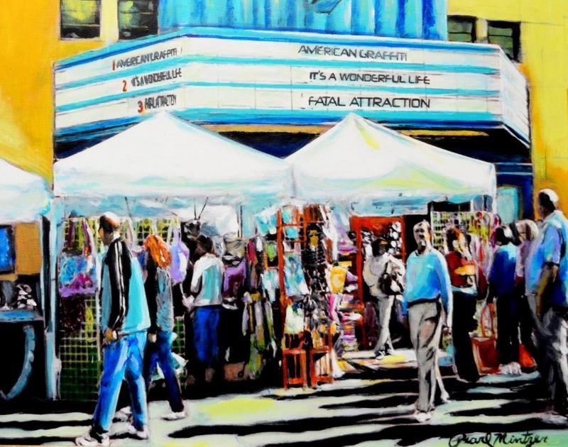 Arts Festival, Pearl Mintzer