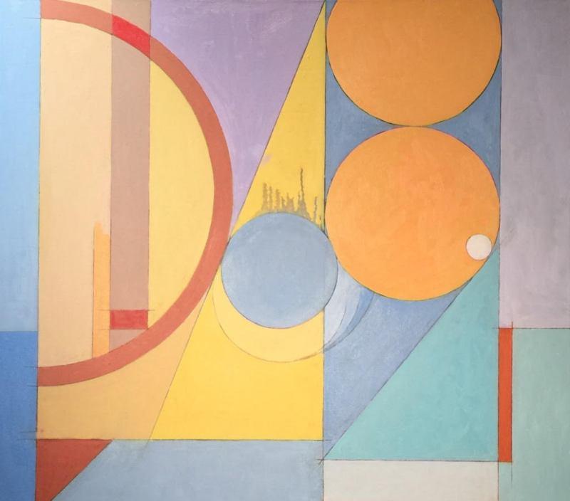 Clockwork Oranges No. 3, James A. Hamilton III
