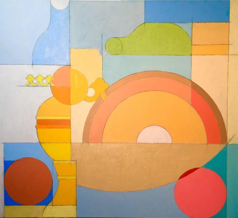Clockwork Oranges No. 4, James A. Hamilton III