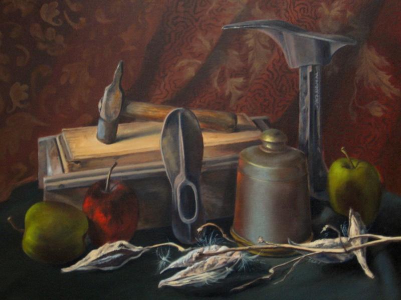 Apple Cobbler, Jeanne Chesterton
