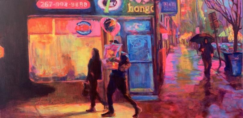 Chinatown, Jim Bongartz