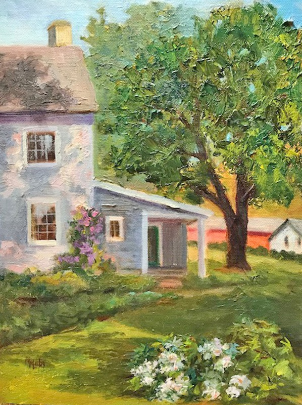 The Old Homestead, Maggie Leiby