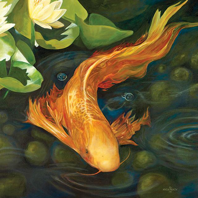 Dragon Koi, Donna McCafferty