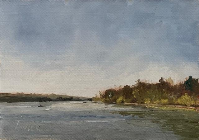 Lake Nockamixon, Megan Lawlor