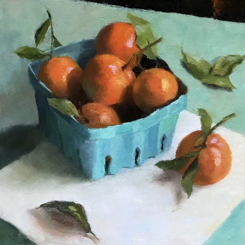 Mandarins By the Quart, Judith Nentwig