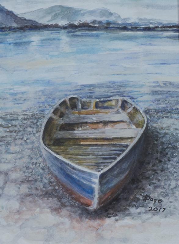 Feriolo Shore, David C. Page