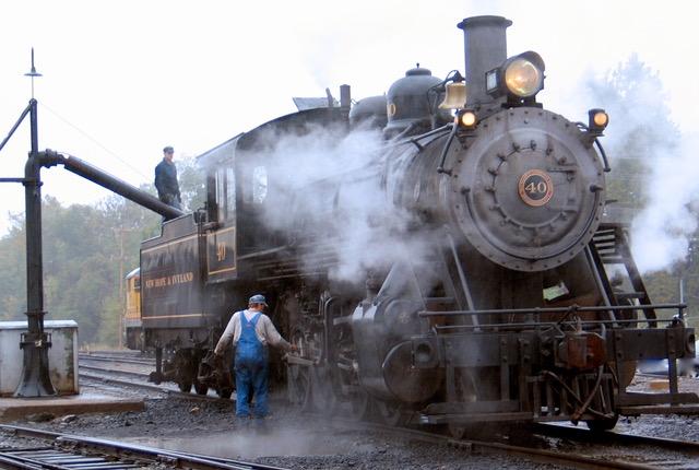 New Hope & Ivyland Railroad, Natalie Searl