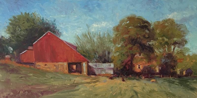 Dark Hollow Farm, Helena Van Emmerik-Finn