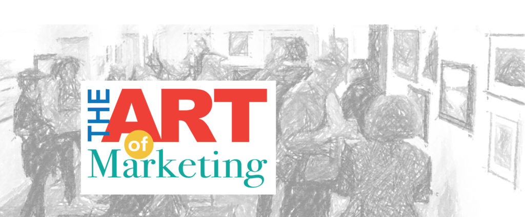 The Art of Marketing Part 2: Let's Build It – 3:00 Session