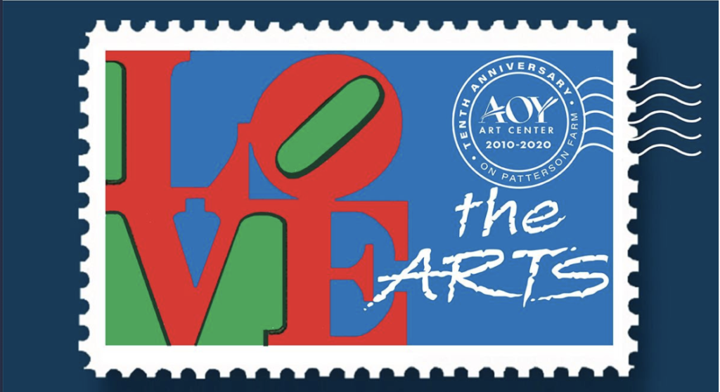 "Artists of Yardley ""LOVE THE ARTS"" Online Exhibition 
