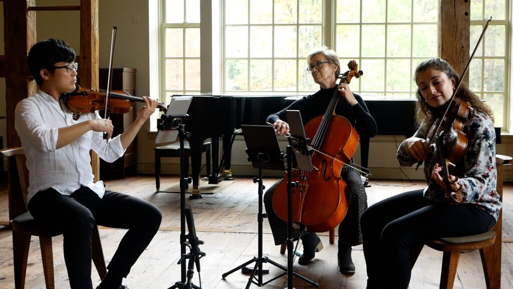 Online Virtual Concert Premiere – Concordia Chamber Players | Sunday February 21 at 5:00 pm