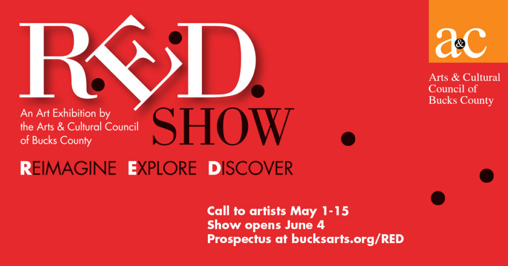 A&C R.E.D. Show – Call to Artists Through May 22 | Exhibit runs June 4-July 18
