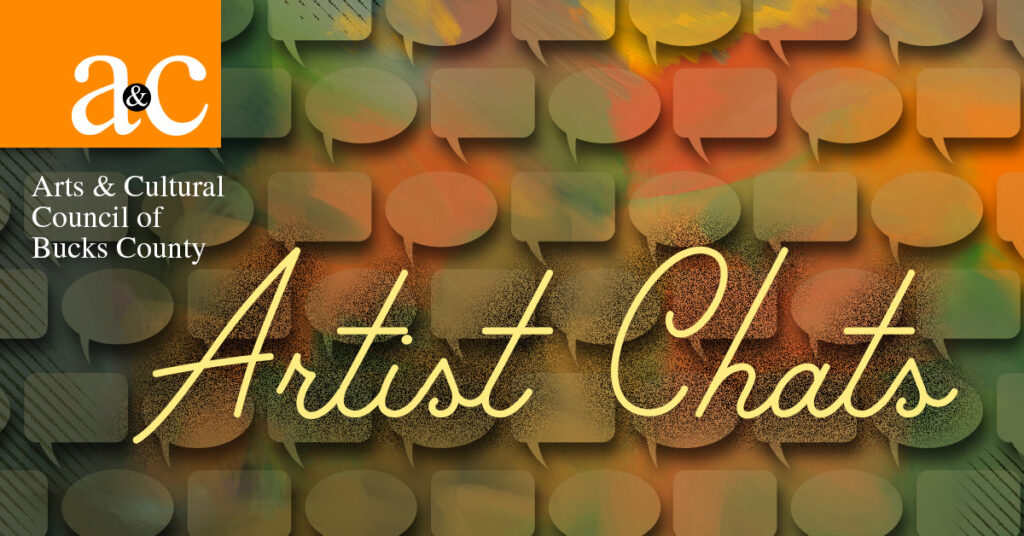 Artist Chats | Thursday May 20 at 7pm | Open Art Share on Zoom