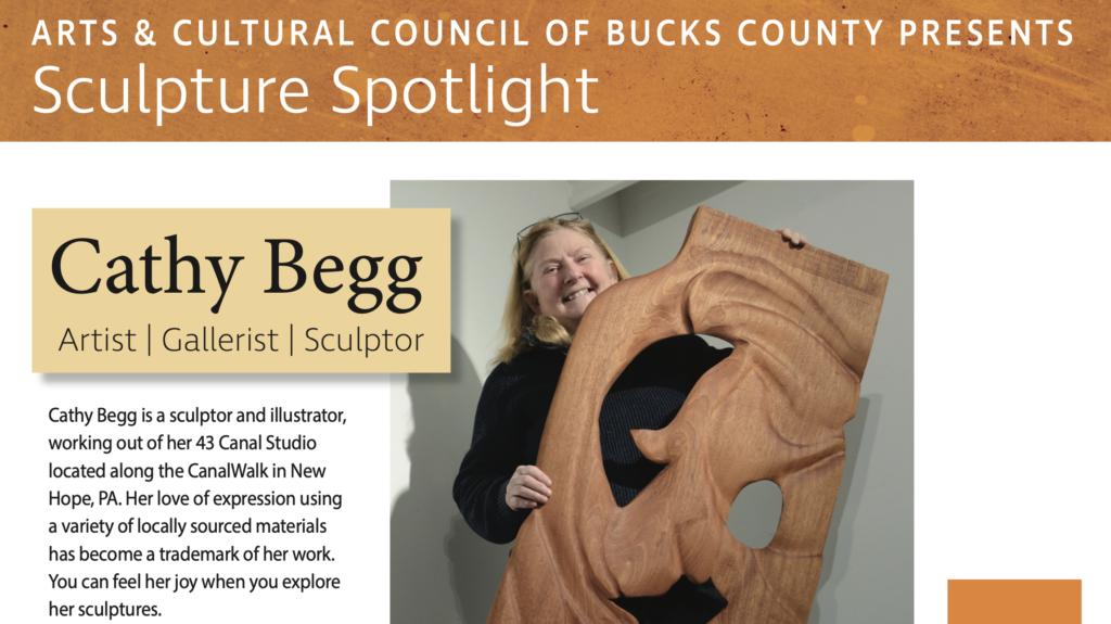 A&C Sculpture Spotlight: Cathy Begg | Now through January 6