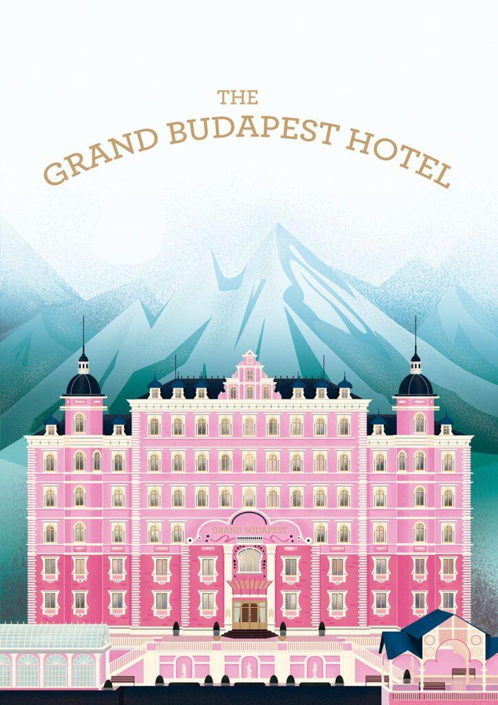 THE WEEKLY ACME CARPOOL CINEMA: The Grand Budapest Hotel | July 24