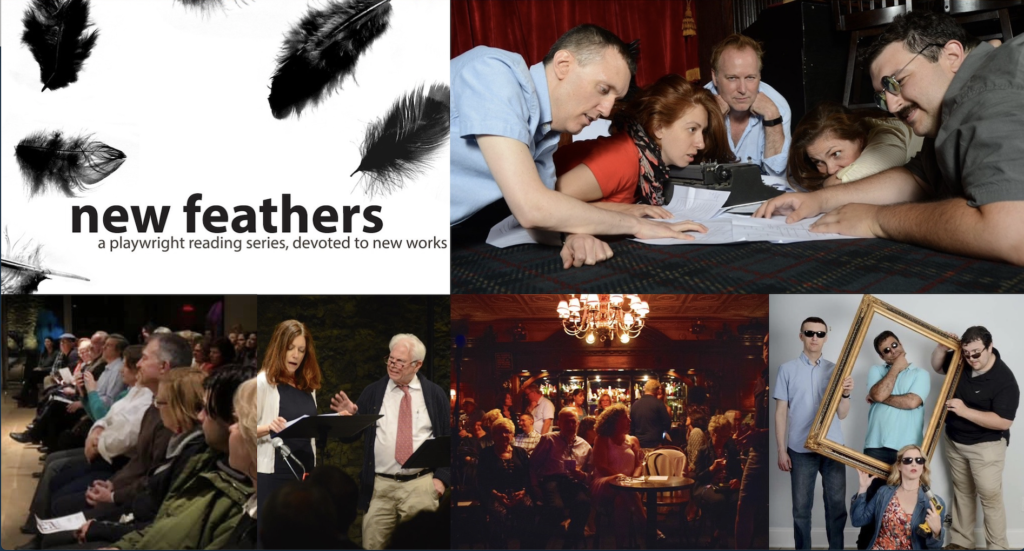 New Feathers Returns | Live! September 9